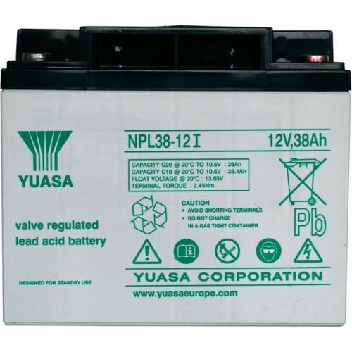 Yuasa NPL38-12I
