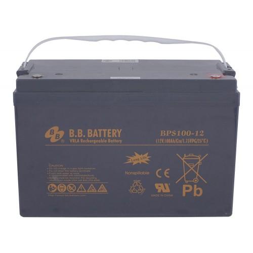 Аккумулятор B.B.Bаttery BPS 100-12
