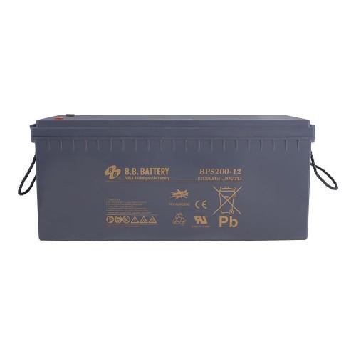 Аккумулятор B.B.Bаttery BPS 200-12
