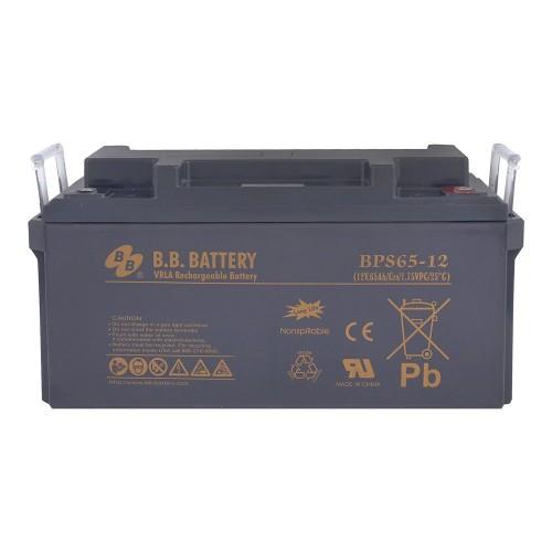 Аккумулятор B.B.Bаttery BPS 65-12