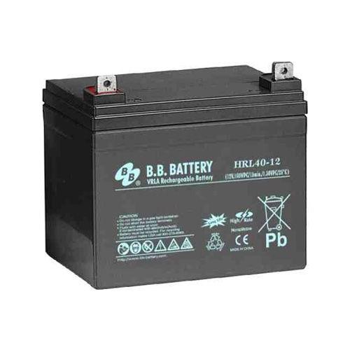 Аккумулятор B.B.Bаttery HRL 40-12