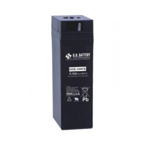 Аккумулятор B.B.Bаttery MSB 200-2FR