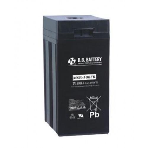Аккумулятор B.B.Bаttery MSB 500-2FR