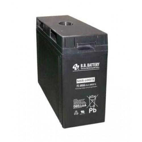Аккумулятор B.B.Bаttery MSB 600-2FR