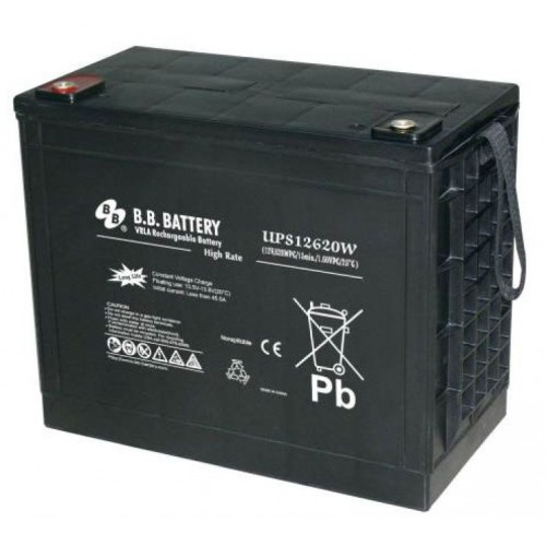 Аккумулятор B.B.Bаttery UPS 12620W
