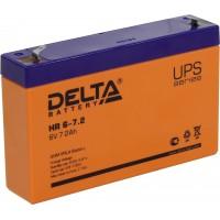Аккумулятор Delta HR 6-7.2