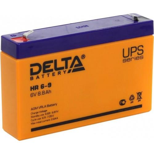 Аккумулятор Delta HR 6-9