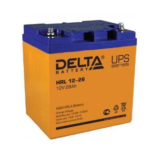 Аккумулятор Delta HRL 12-26