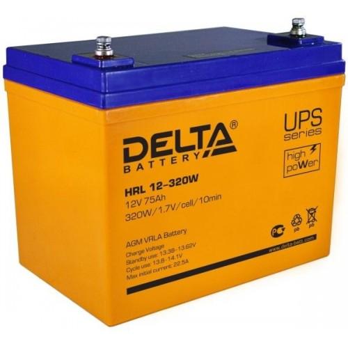 Аккумулятор Delta HRL 12-320 W