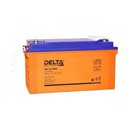 Аккумулятор Delta HRL 12-560 W