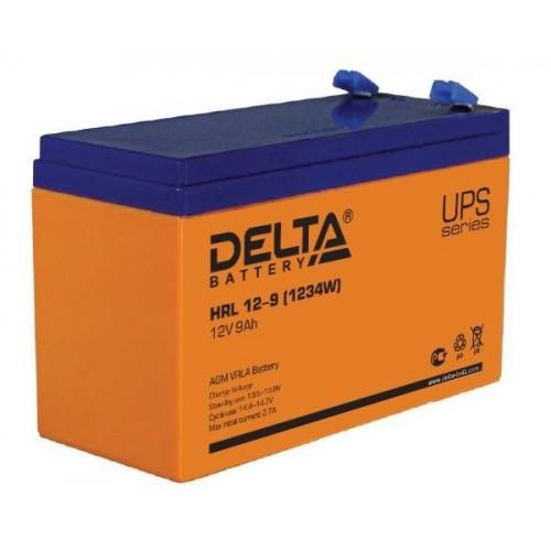 Аккумулятор Delta HRL 12-9 (1234W)