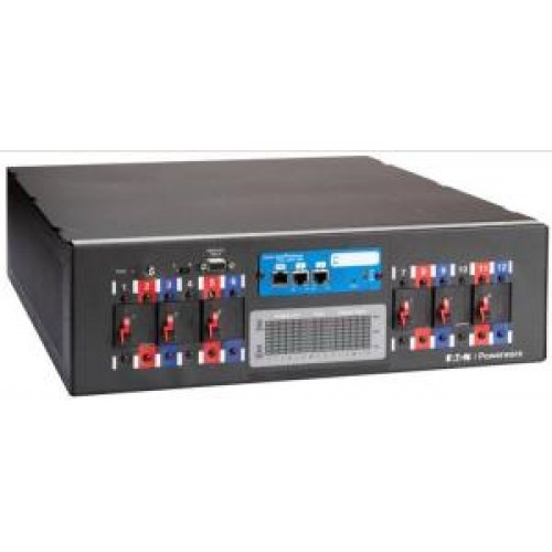 Eaton RPM - Rack Power Module (BladeUPS in, 12xC13 + 6xC19 out) 10ft lead
