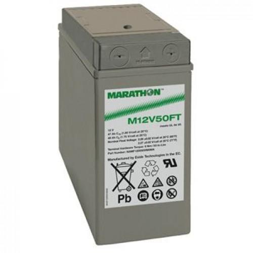Аккумулятор Marathon M12V50FT