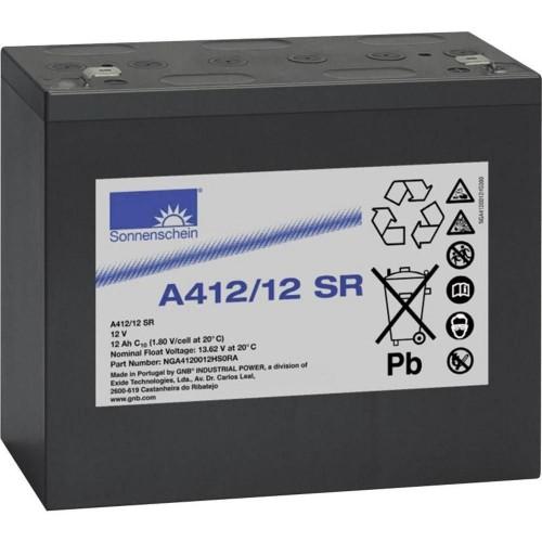 Аккумулятор Sonnenschein A412/12 SR