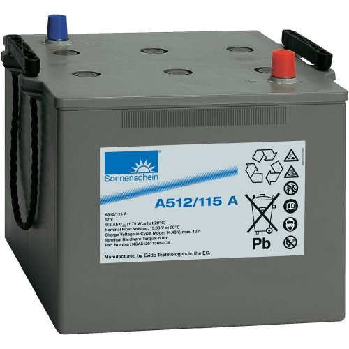 Аккумулятор Sonnenschein A512/115 A