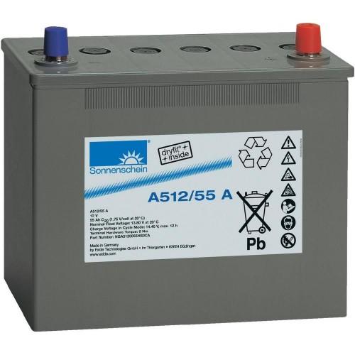 Аккумулятор Sonnenschein A512/55 A