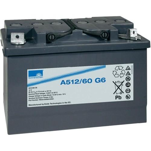 Аккумулятор Sonnenschein A512/60 G6