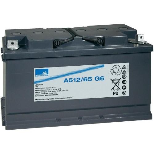 Аккумулятор Sonnenschein A512/65 G6