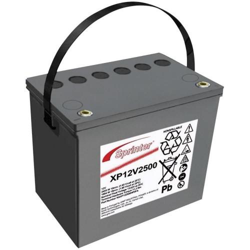Аккумулятор Sprinter XP12V2500