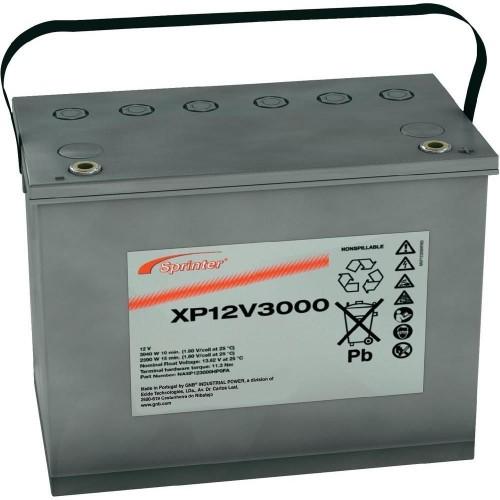 Аккумулятор Sprinter XP12V3000