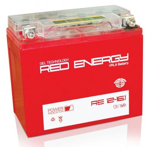 Аккумулятор Red Energy RE 1216.1