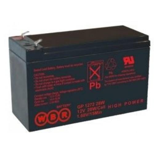 Аккумулятор WBR GP1272 28W