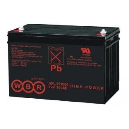Аккумулятор WBR GPL 122000