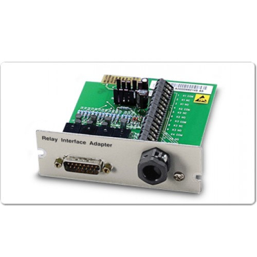 Eaton Xslot industrial relay card kit