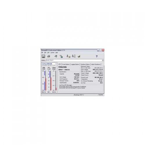 ПО для мониторинга ИБП и отключения компьютеров MopUPS