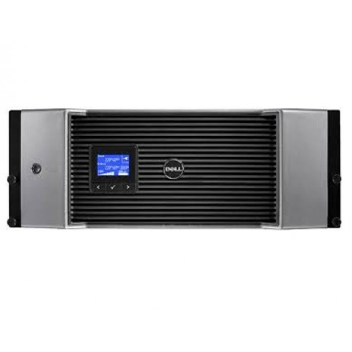 UPS DELL Rack и Tower 3750W 4U High Efficiency Online 230V 3YBNBD