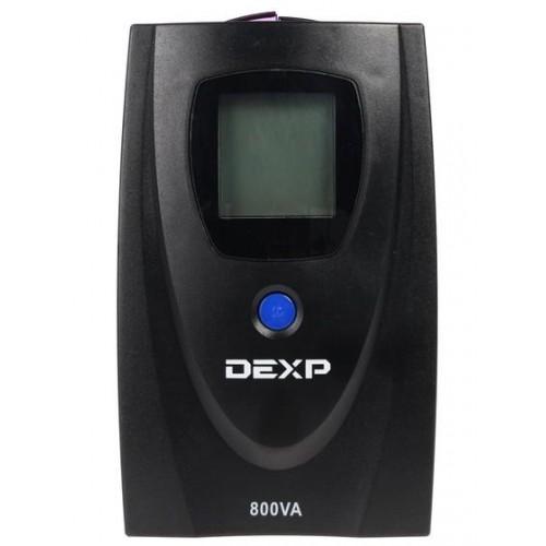 ИБП DEXP EXTRA LCD 800VA