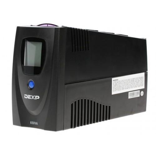 ИБП DEXP LCD X-TRA 650VA