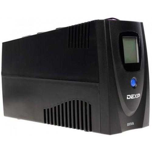 ИБП DEXP LCD X-TRA 800VA