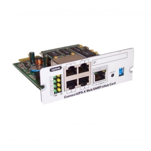 Eaton ConnectUPS-X Web/SNMP/xHub card