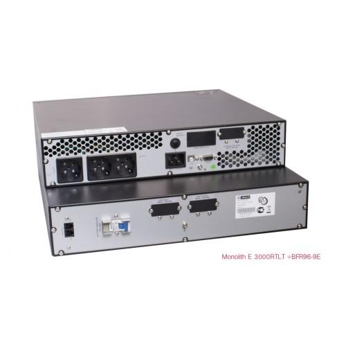 Inelt Monolith  E 3000RTLT (2U, внешние АКБ 96В, ЗУ 1-6А)*