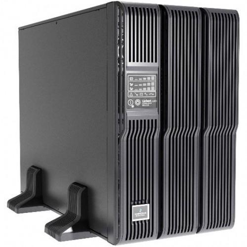 ИБП Liebert GXT3 6000VA (4800W) Rack/Tower UPS with mounted bypass panel